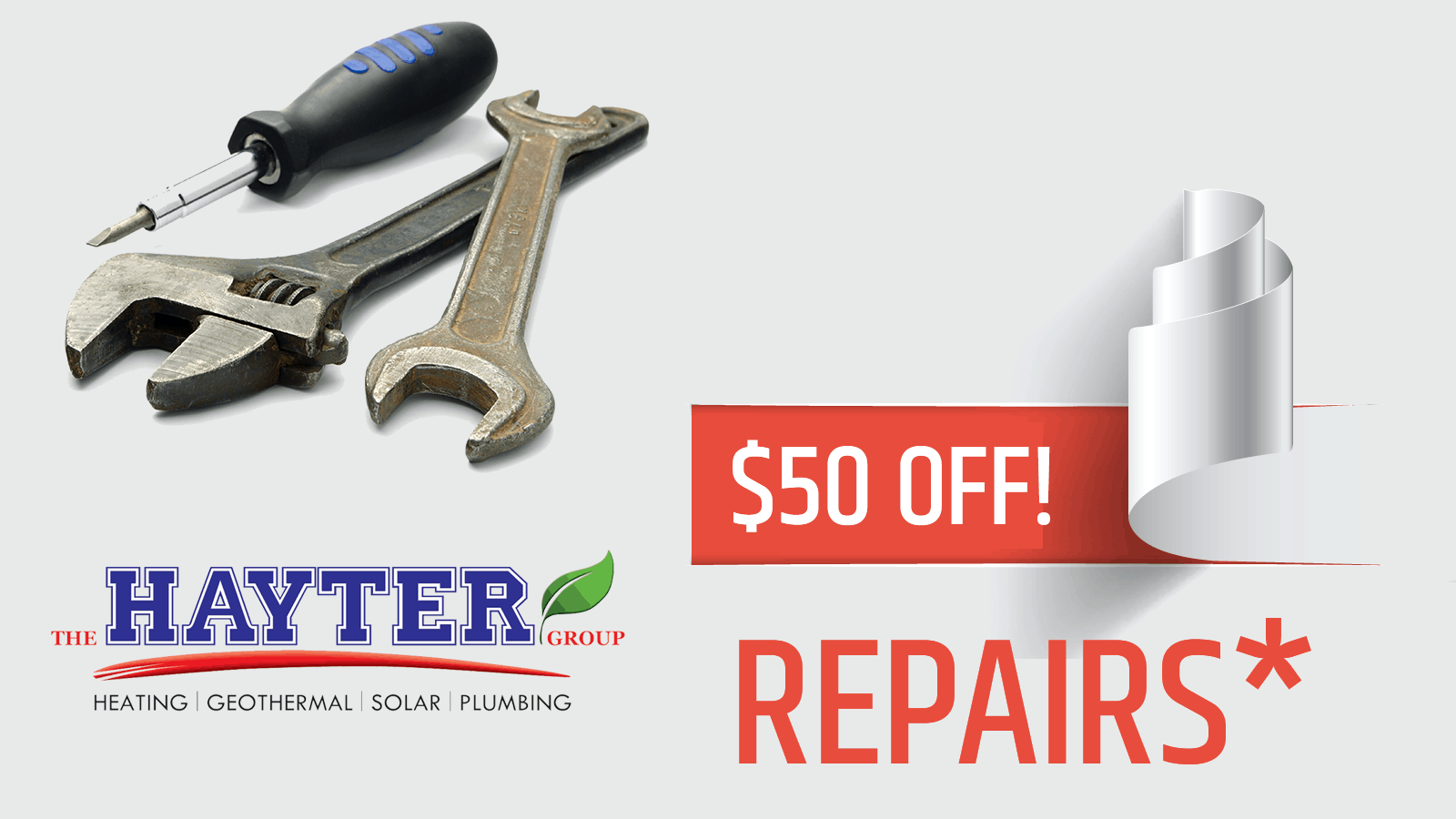 Repair Coupon