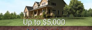 Geothermal - up to $5,000 in Grants